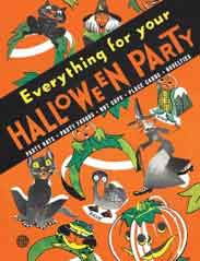 Everything For Your Halloween Party  -  [PB]   (Golden Books)